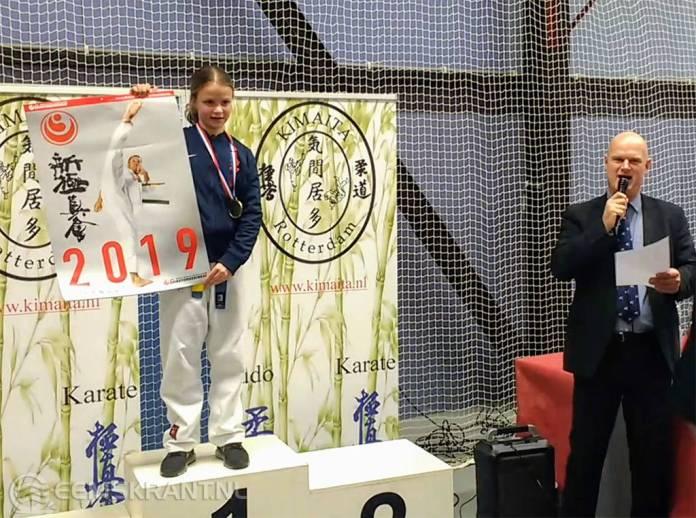 Titels voor sporters Karateclub Kyôchô op Nederlands kampioenschap Shinkyokushin karate