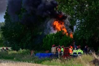 Brand trafohuisje Wagenborgen_5187