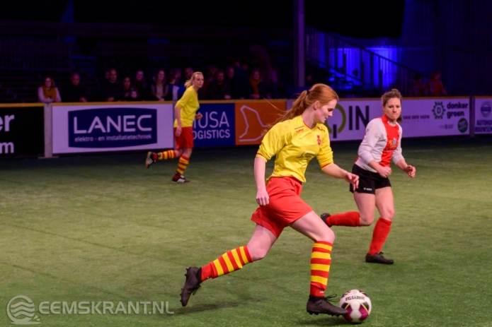 VV Farmsum wint eerste editie Ladies Cup tijdens Eurocup Delfzijl