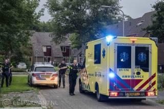 Schietpartij Tuikwerd twee gewonden_5149