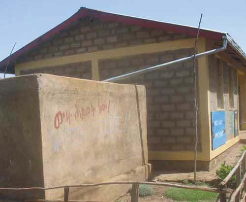 Alternative Basic Education (ABE) water point