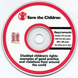 Disabled children's rights: A practical guide CD Rom