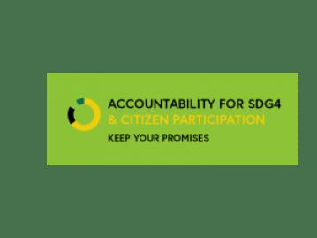 GCE Global Action Week logo