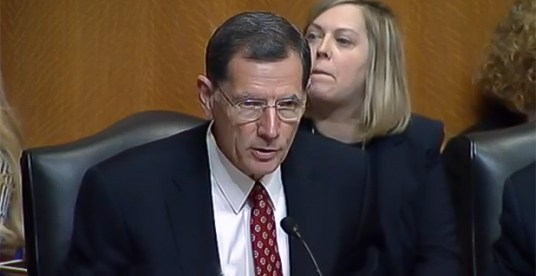 John Barrasso. Photo credit: Senate Environment and Public Works Committee