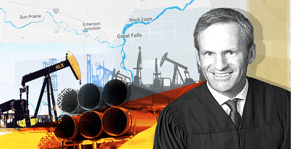 LAW: Meet the judge at the heart of the West's top energy battles ...