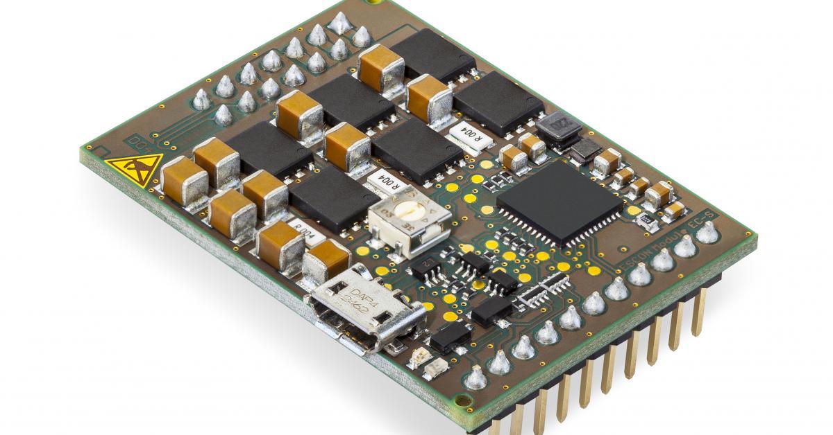 Servo Controller Circuit Electronic Design