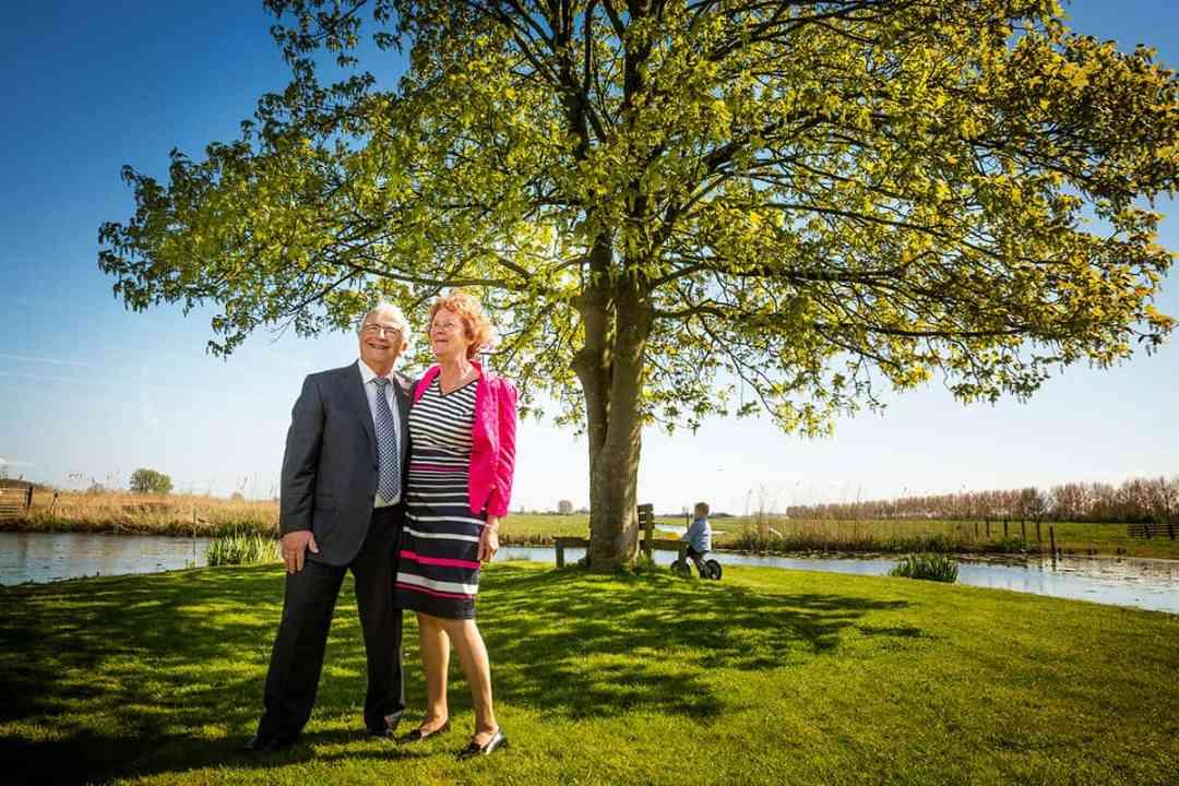 fotograaf feest 50 jaar getrouwd