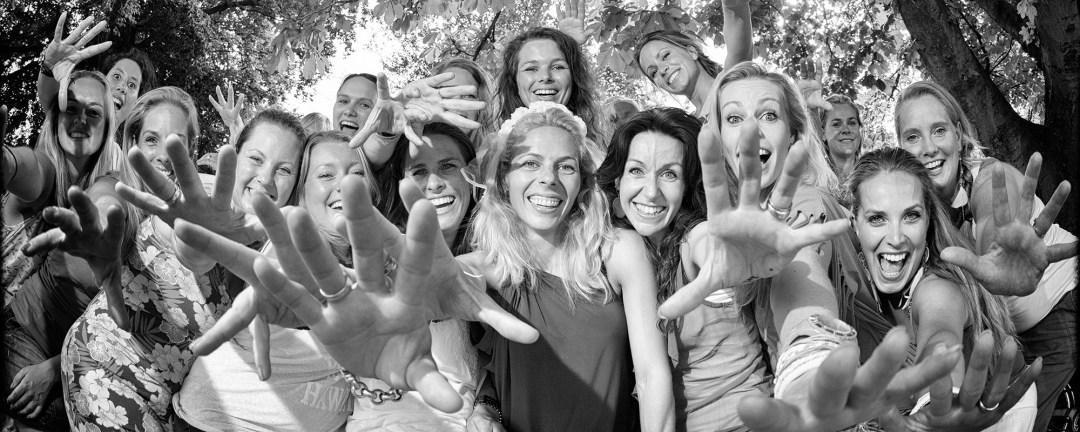 photoshoot girls Vondelpark