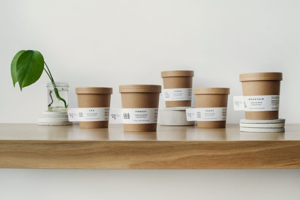 rhoeco organic tea