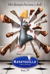 filmaffiche Ratatouille