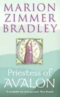 boekomslag Marion Zimmer Bradley - Priestess of Avalon
