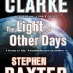 boekomslag Arthur C. Clarke & Stephen Baxter - The light of other days