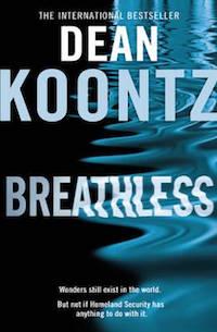 boekomslag Dean Koontz - Breathless