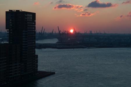 20130113 zonsondergang