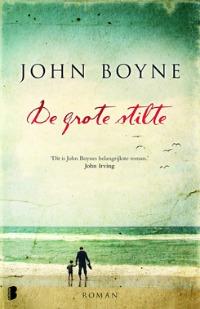boekomslag John Boyne - De grote stilte