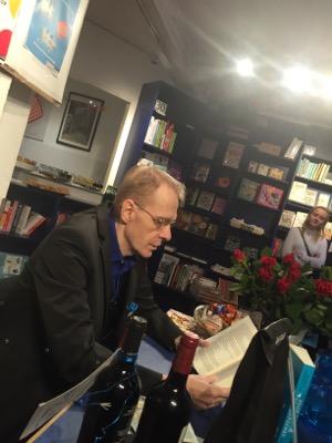 boekpresentatie Marcel Vaarmeijer 2016