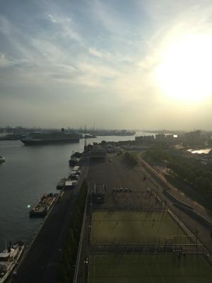 uitzicht van 22 augustus