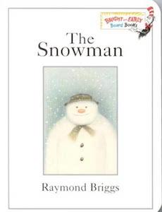 boekomslag Raymond Briggs - The snowman