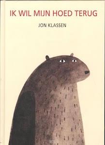boekomslag Jon Klassen - Ik wil mijn hoed terug