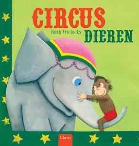 boekomslag Ruth Wielockx - Circusdieren
