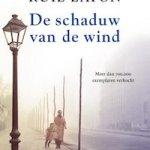 boekomslag Carlos Ruiz Zafon - De schaduw van de wind