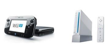 Nintendo Wii of Wii U
