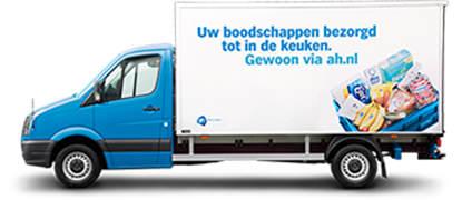 Albert Heijn Online bezorgservice