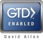 GTD enabled logo