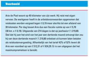 Rekenvoorbeeld Inzicht in inkomen ADP Nederland B.V.
