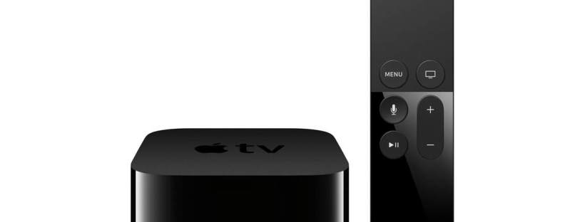 Apple TV - 4G with Remote
