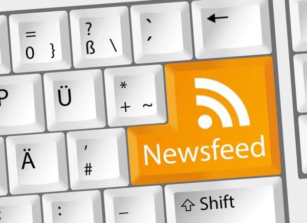 RSS-feeds - newsfeed