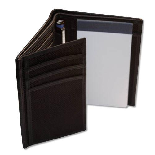 GTD Notetaker Wallet - Trifold Style Ballistics