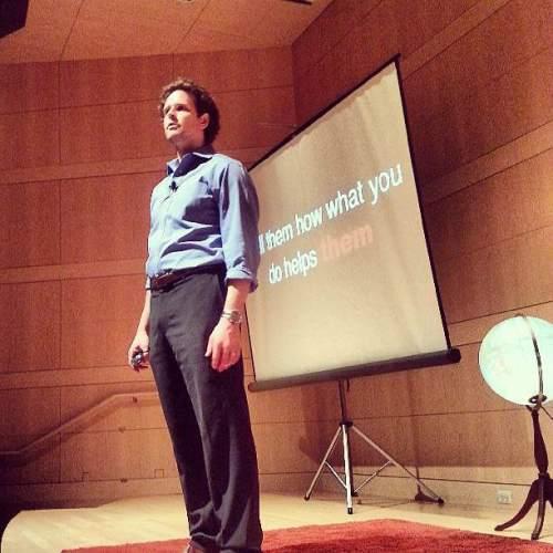 Jason Teteak TEDxMadison
