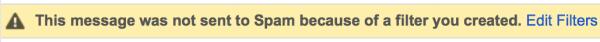 Feedburner in spam