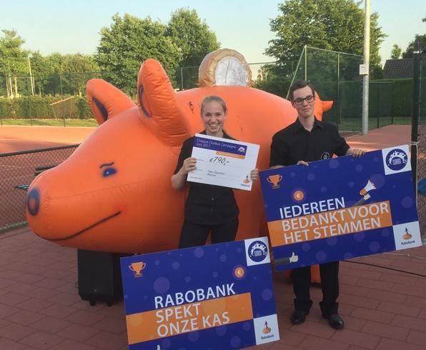 ff 600 Rabobank Clubkas Campagne
