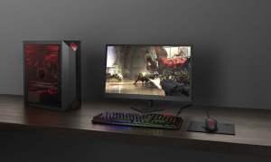 HP esitteli lisäyksiä OMEN-mallistoonsa Kölnin Gamescom-messuilla