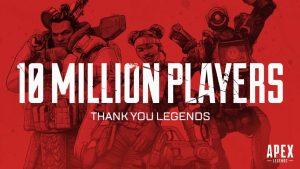 72 tuntia 10 miljoonaa pelaajaa
