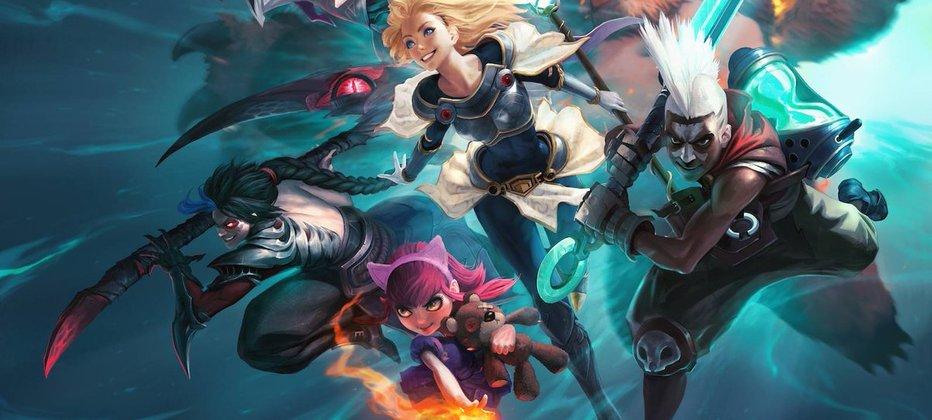 League of Legends Korealla kovat kausimaksut
