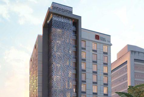 Hilton inks deal for 138 key mid market hotel in doha - Hilton garden inn dubai al muraqabat ...