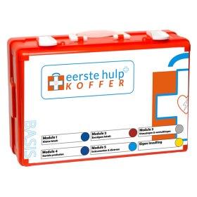 Eerste Hulp Koffer BHV/EHBO modulair