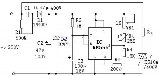 最簡單的電路_IR采用IRS2540的IRPLLED1高壓LED驅動方案_中國排行網