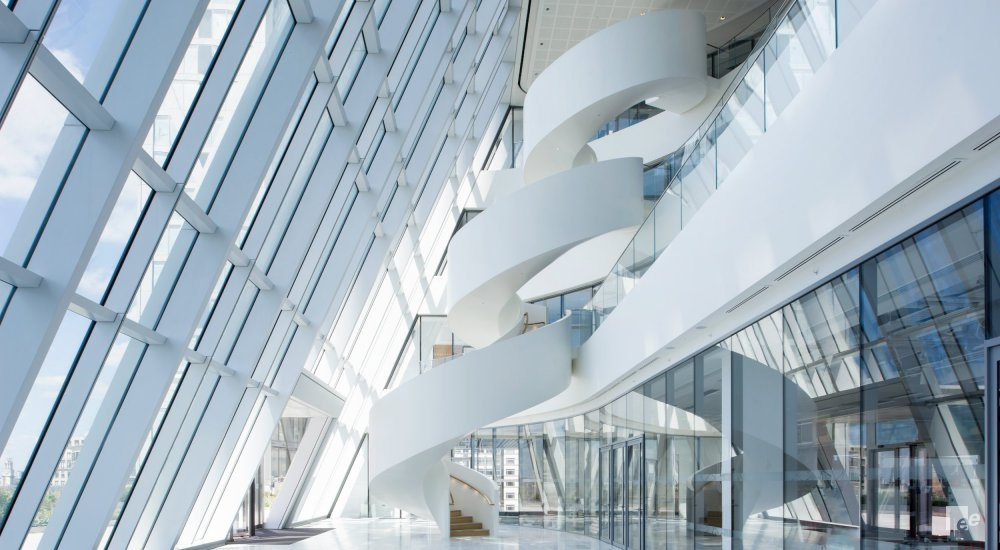 Designer Staircases Uk Staircase Design Eestairs Staircase Ideas   Commercial Building Staircase Design   Office   Interior   Edgy   Contemporary   Drawing