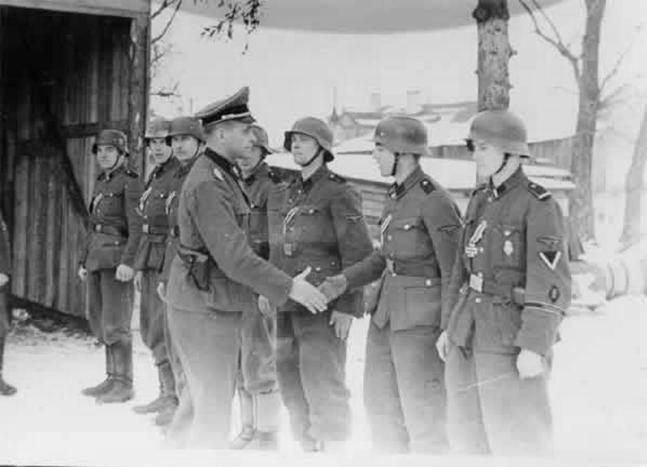 Billedresultat for 11th SS Volunteer Panzergrenadier Division Nordland