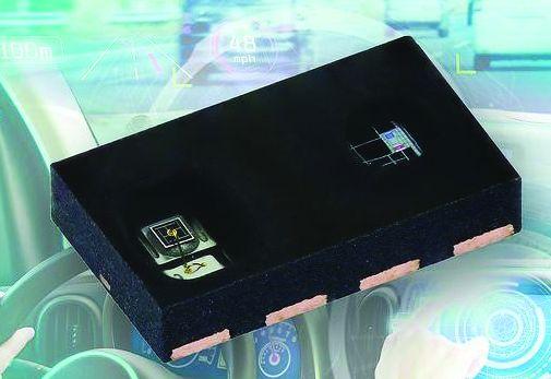 Logarithmic Light Photodiode Sensor Signal Conditioner