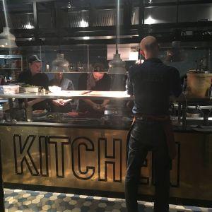 De keuken van 't Taphuys