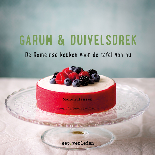 Garum & Duivelsdrek Romeins kookboek
