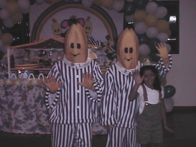 Banana De Pijamas Tioedson