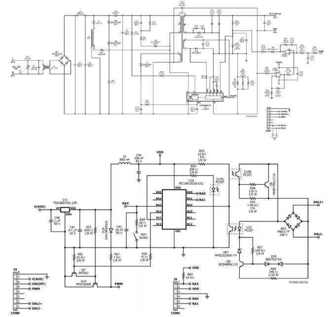 29 W High Power Factor Isolated Flyback Using LYTSwitch-6