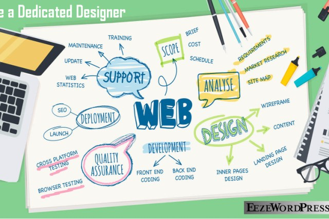 Hiring a Dedicated Web Designer