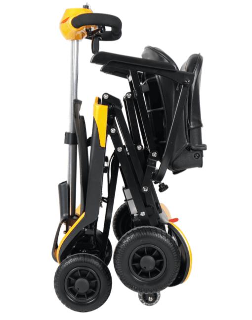 EeZeeGo-Mobility-Scooter-Folding-Yellow